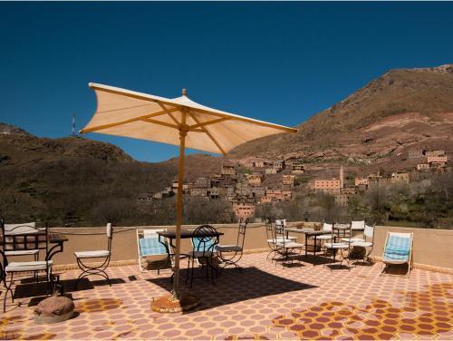 محافظة الحوز، المغرب