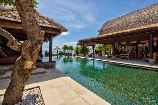 Villa Buddha in Bali