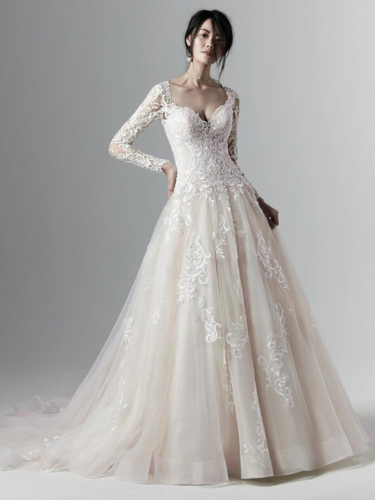 مجموعة فساتين زفاف سوتيرو وميدجلي لخريف 2019