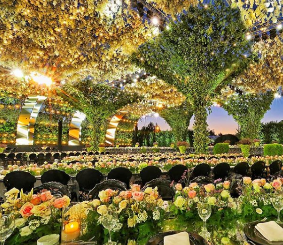 Floral Heaven Wedding in Lebanon 4
