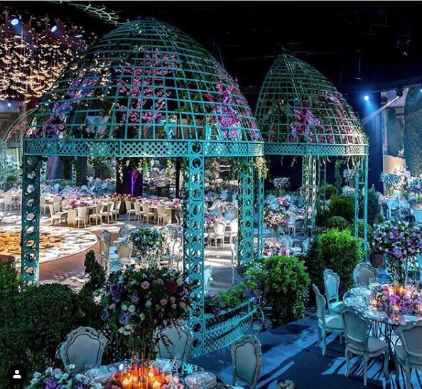 French Garden Wedding in Lebanon 5