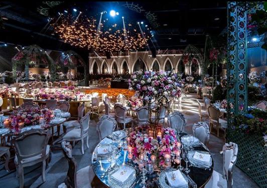 French Garden Wedding in Lebanon 2