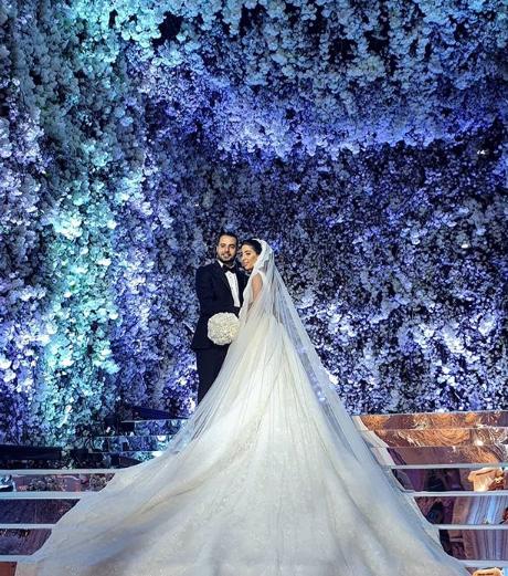 Ghada Blanco Wedding in Lebanon 2