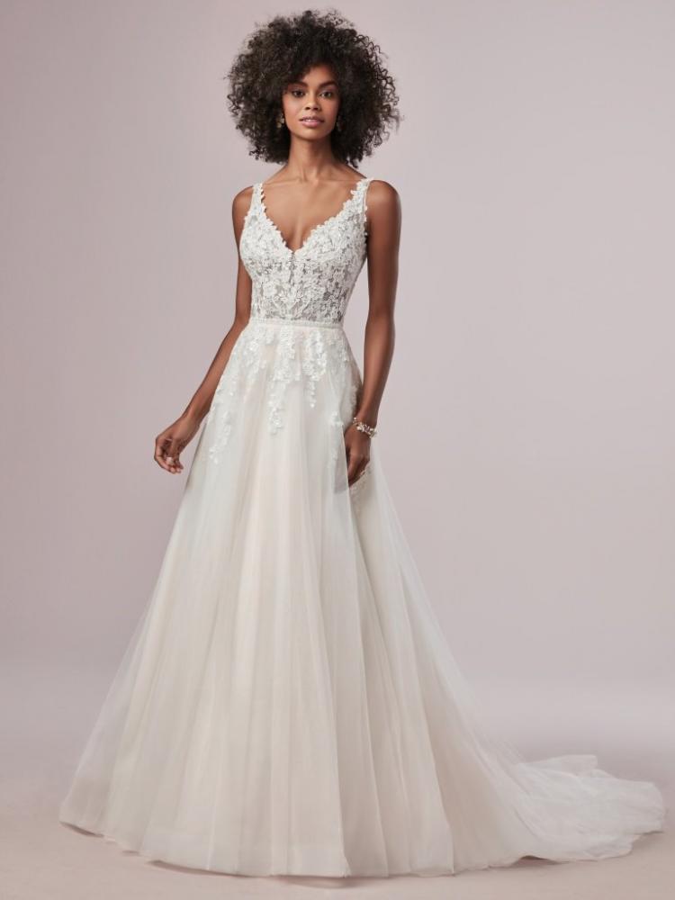 Miriam Rose Rebecca Ingram Wedding Dress - Miriam Rose