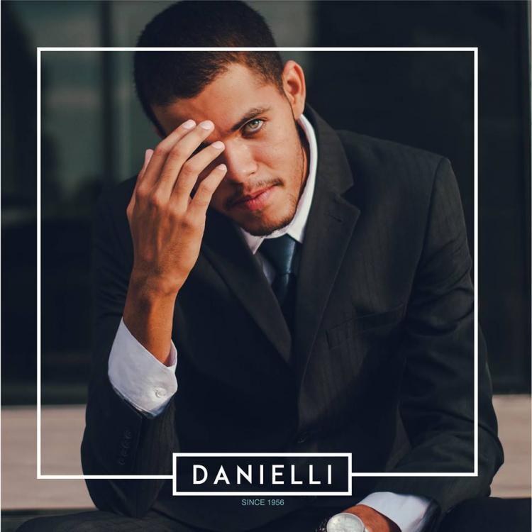 Danielli mens suits