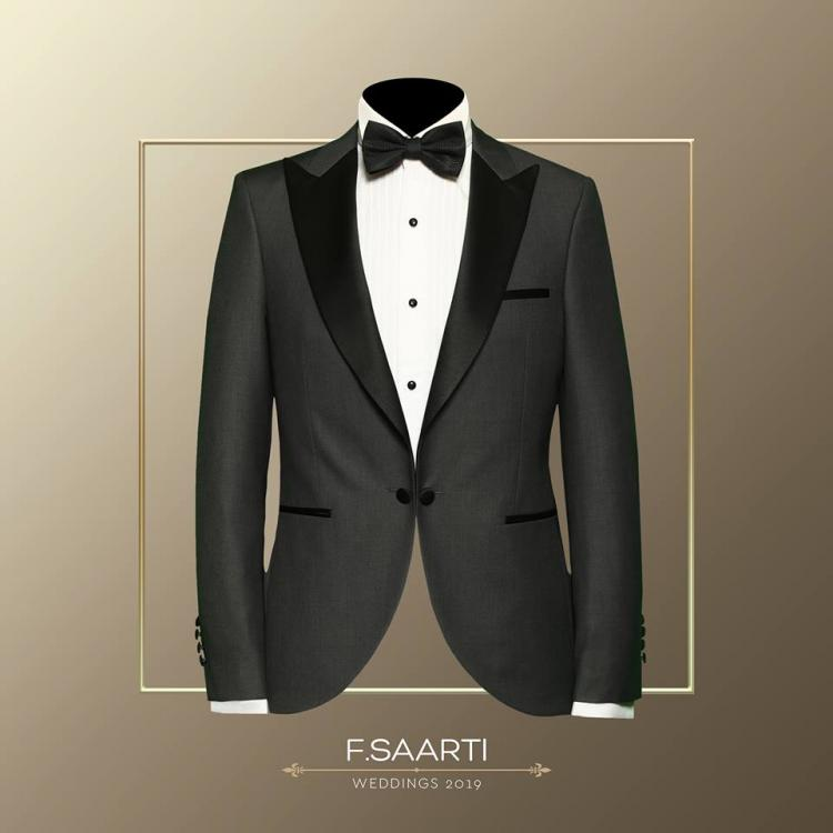 F.SAARTI mens suits