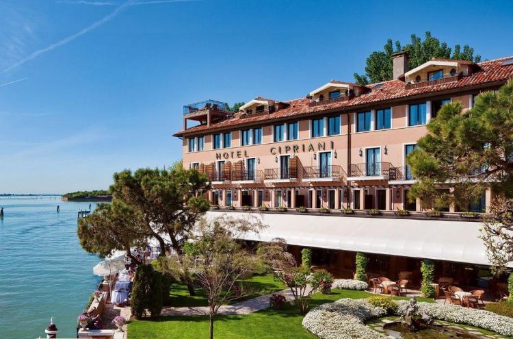 Belmond Cipriani Hotel in Venice