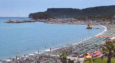 شاطئ كيمير