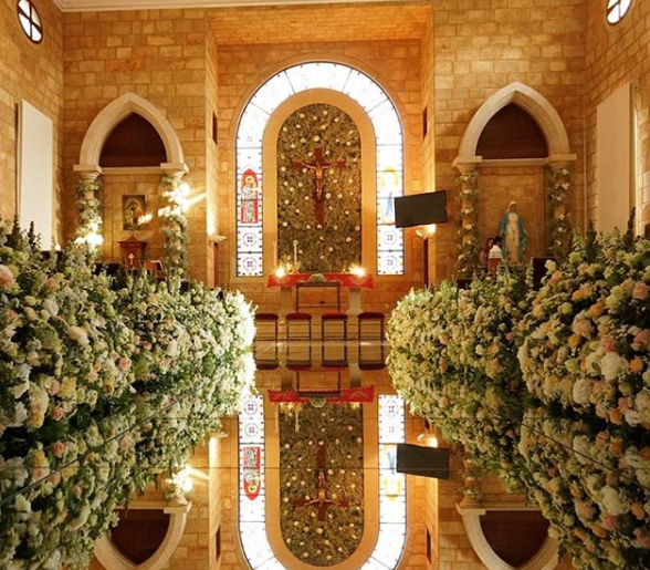 Christian Joe Flowers flower shops in beirut
