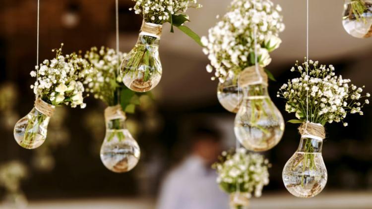 حفل زفاف صديق للبيئة