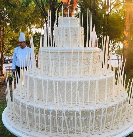 حفل زفاف إيلي صعب