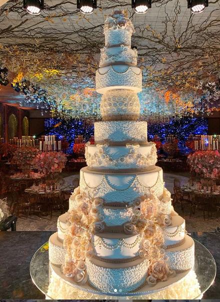 Chez Hilda Wedding Cakes