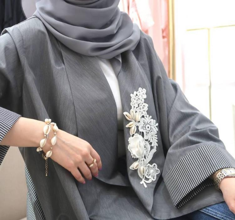 عبايات عفة محلات عبايات في دبي