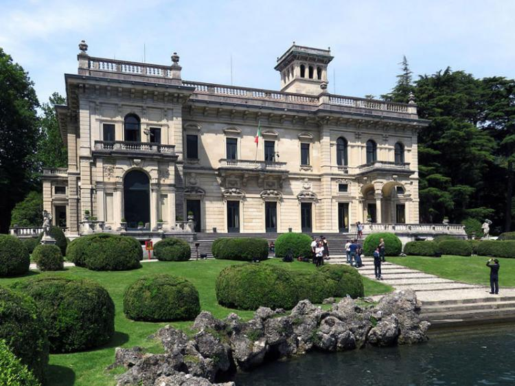 Villa Erba in Lake Como