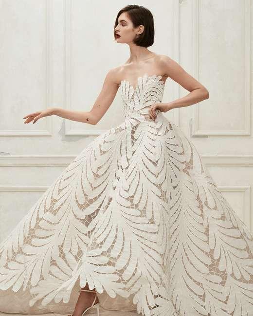 Oscar De La Renta Fall 2019 Wedding Dresses Arabia Weddings,Group Usa Wedding Dresses