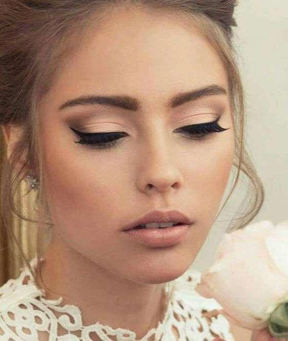 Top Beauty Makeup Tips For Brides And Models: Natural Bridal Makeup